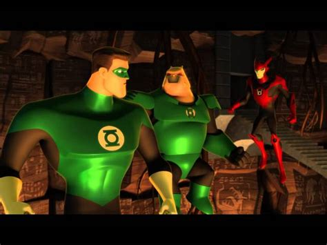 green lantern the animated series episodes