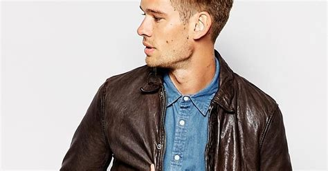 The 5 Basic Types Of Men's Leather Jackets. Which Should