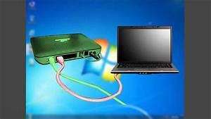 How To Connect Wired Internet On Laptop