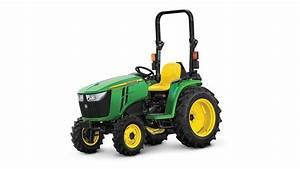 John Deere 3025e Compact Utility Tractor Maintenance Guide
