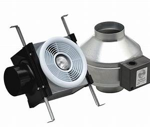 fantech pb110l fantech bath fan pb 110l fantech inline With inline bathroom exhaust fans