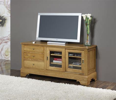 meuble tv 16 9 232 me laurent en ch 234 ne massif de style louis