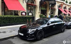Mercedes Paris 17 : mercedes benz mansory s63 amg w222 13 april 2016 autogespot ~ Medecine-chirurgie-esthetiques.com Avis de Voitures