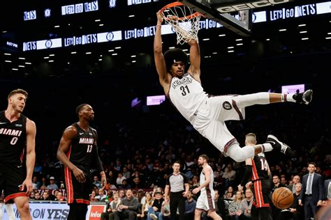 Jarrett Allen to seek a $90M contract extension with the ...