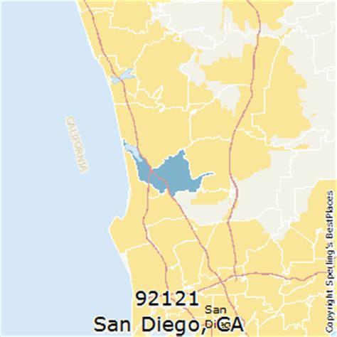 places    san diego zip  california