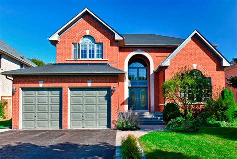 6 Fall Curb Appeal Tips  Ponderosa Garage Doors & Repair