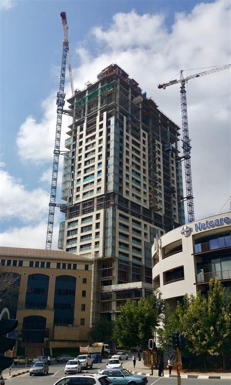 Sandton Has A New Tallest Building!  The Heritage Portal