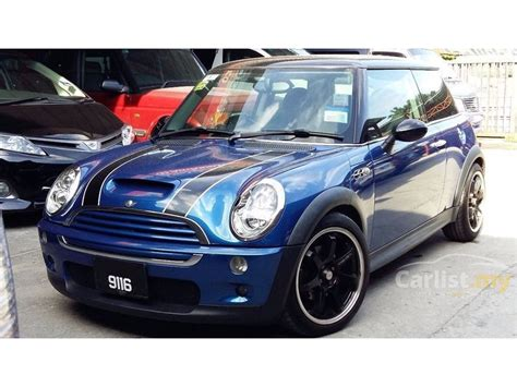 Mini Cooper Blue Edition Modification by Mini Cooper S 2009 In Kuala Lumpur Automatic Blue For Rm