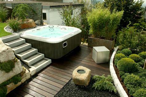 Whirlpool Im Garten Einbauen by Fresh Sichtschutz F 252 R Whirlpool Haus Und Wohnen Ch Portal