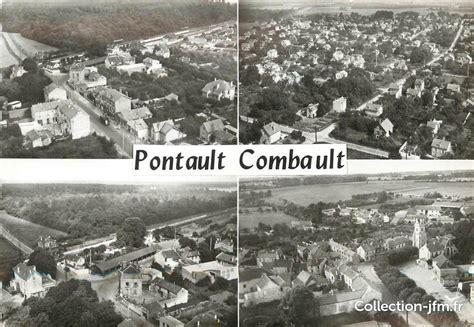 bureau de poste pontault combault cpsm 77 quot pontault combault av de la république