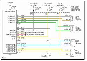 Looking For Wiring Diagram To Hook My Factory Radio Back Into My 1995 Chevy Van
