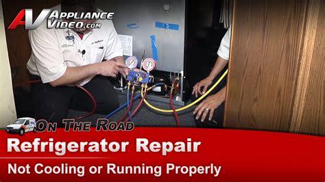 refrigerator fan not running refrigerator repair diagnostic not or running