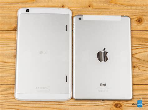 lg  pad   apple ipad mini   retina display phonearena