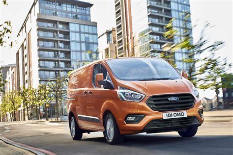 ford transit custom 2018 new 2018 ford transit custom revealed with hybrid model on