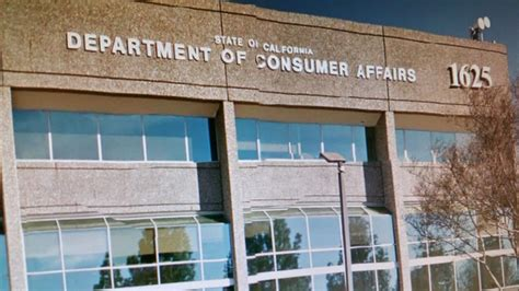 department of consumer affairs 25 reviews services government 1625 n market blvd