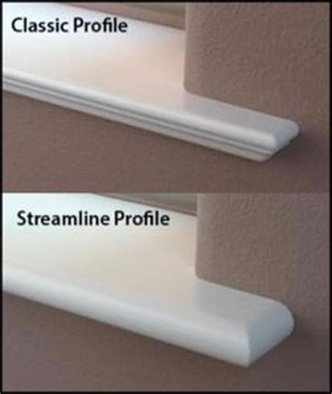 Prefabricated Window Sills by 1000 Ideas About Window Sill On Window Sill