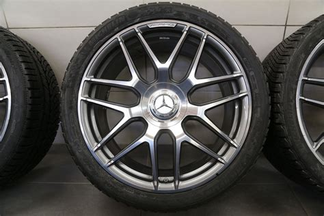 When it comes to run flat tires cost, it is important for potential buyers to understand that they are far more expensive than the conventional tires. 20 Inch Winter Tyres Mercedes E-Class E63 E63S A2134013000 AMG W213 | eBay