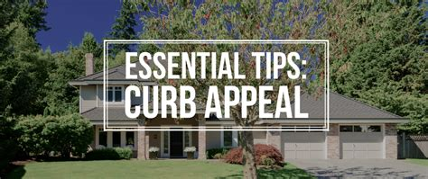 Essential Tips For Increasing Your Home's Curb Appeal When