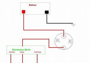 Travel Trailer Battery Wiring Diagram Kill Switch
