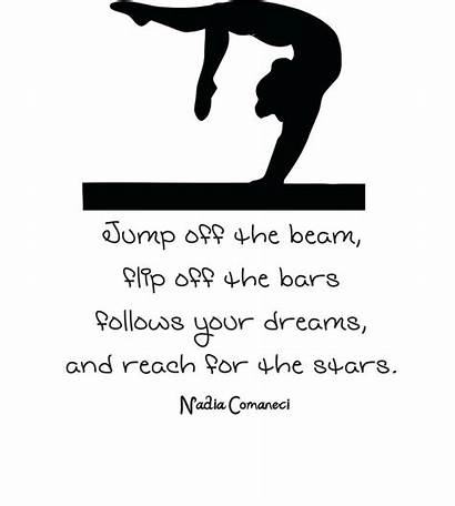 Gymnastics Quotes Sayings Gymnastic Quote Cool Bars