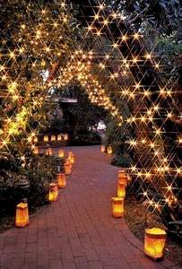 38, Fairy, Lights, Ideas, For, Holiday, Decorating