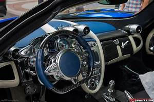 Gallery: Blue Pagani Huayra in Paris by JayR Photography
