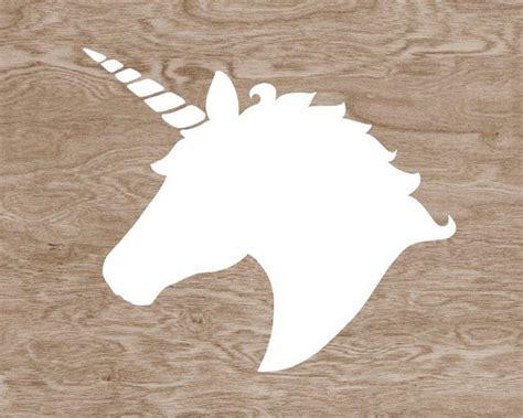 unicorn silhouette clipartioncom
