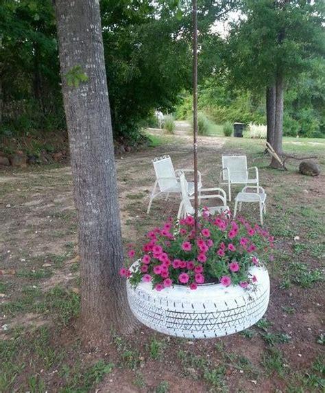 Gartendeko Mit Reifen by 50 Ideen F 252 R Diy Gartendeko Und Kreative Gartengestaltung