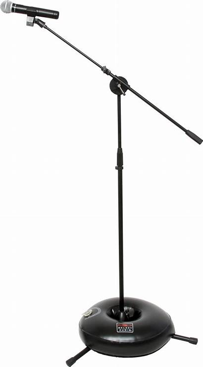 Microphone Stand Clipart Saver Mic Water Sand