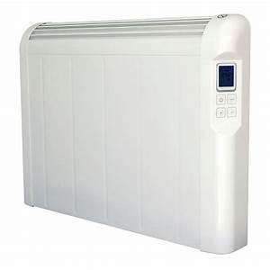 Radiateur électrique à Inertie Sèche : radiateur inertie s che 2000 w radiateur lectrique ~ Edinachiropracticcenter.com Idées de Décoration