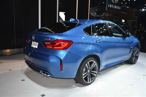 Bmw X5 M And X6 M Show Up In La With New Colors [live