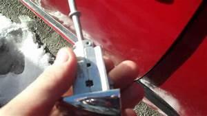 serrure porte ou barillet de porte youtube With comment changer la serrure d une porte