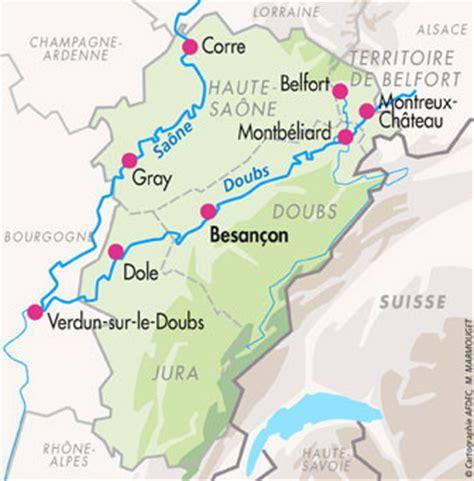 Carte Fluviale Haut De by Die Entdeckung Des Doubs Fluvial De Tourisme En Franche