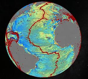 Gravity U0026 39 S Magic  New Seafloor Map Shows Earth U0026 39 S Uncharted