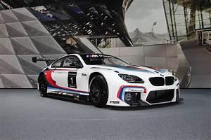 Frankfurt 2015BMW M6 GT3 GTspirit