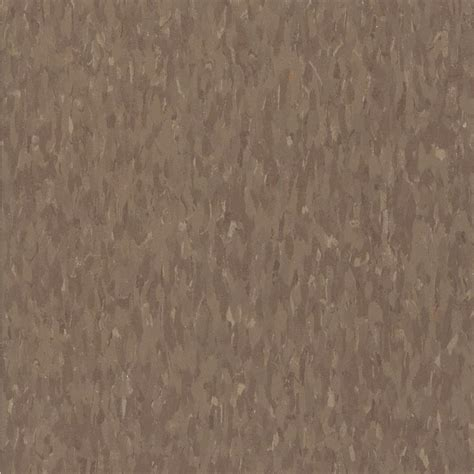 armstrong flooring vct armstrong imperial texture vct 12 in x 12 in chocolate commercial vinyl tile 45 sq ft