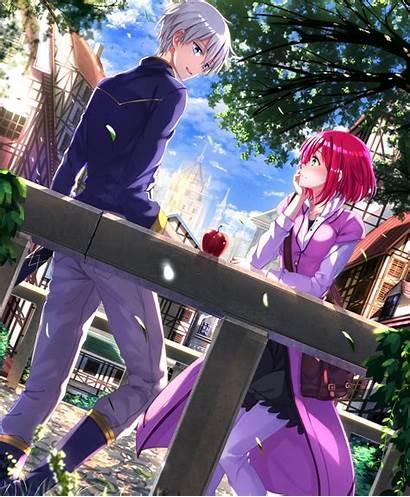 Akagami Shirayukihime Visitar Resultado Imagen Anime Manga