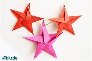 Sterne Aus Papier Falten : origami stern falten stern aus papier basteln ~ Buech-reservation.com Haus und Dekorationen