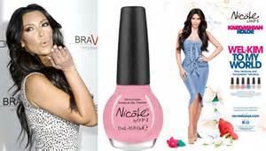Kardashian Nail Colors 2012@^