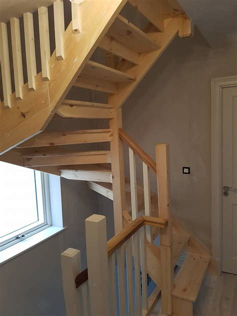 permanent attic stairs dublin steven cleary carpentry