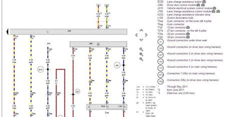 Wiring Diagram Of Audi A6 C6 Pdf by Anyone Understand How Audi Wiring Diagrams Work