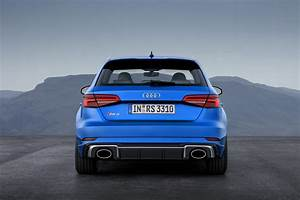 Audi Rs3 Sportback 2017 : audi gives rs3 sportback a facelift and 400 horses ~ Medecine-chirurgie-esthetiques.com Avis de Voitures