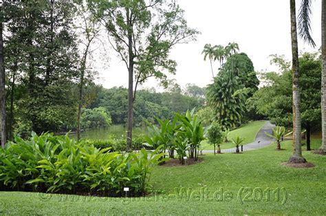 Der Botanische Garten Singapur Siegmarswelt