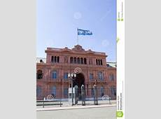Argentine Government House Royalty Free Stock Photos