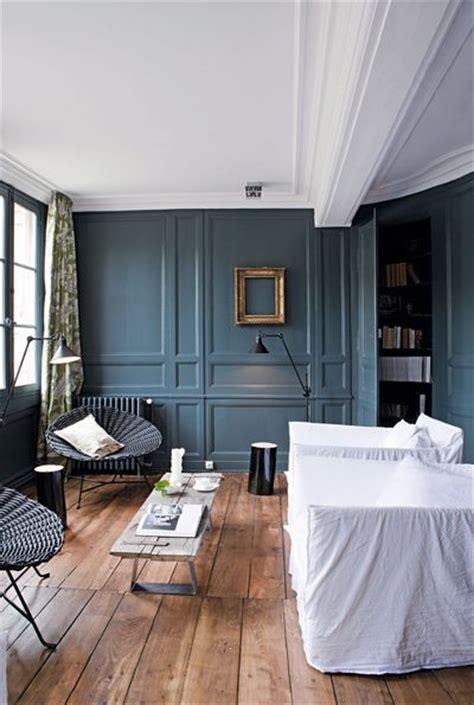 c est une maison bleu osez le bleu dans votre salon 7 photos de salons bleus c 244 t 233 maison