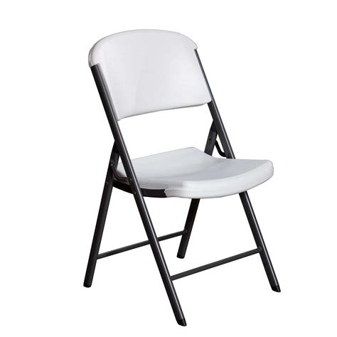 lifetime classic commercial folding chair set of 4 ebay