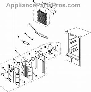 Parts For Samsung Rb195bsbb  Refrigerator Compartment