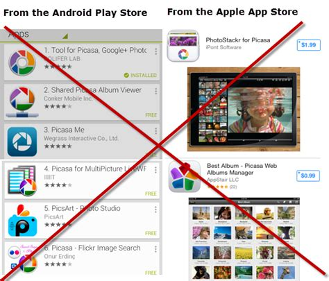 picasa photo editor for android picasa for android learn picasa and photos