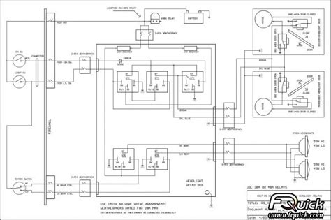 Camaro Headlight Wiring Harness Schematic