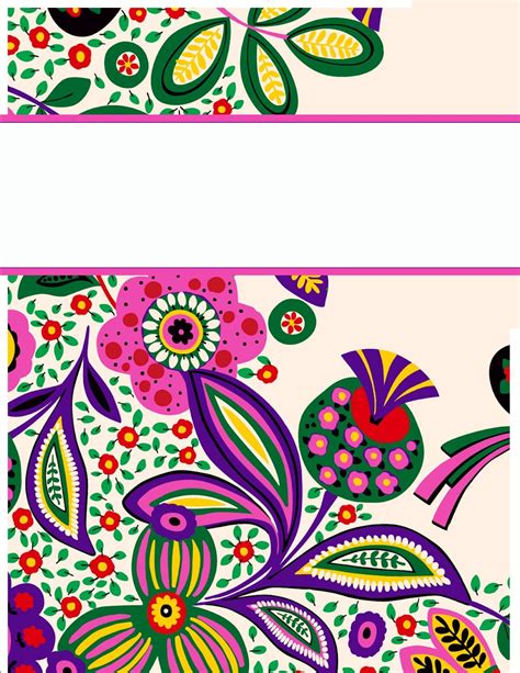 Cool Binder Cover Templates by My Binder Covers Happily